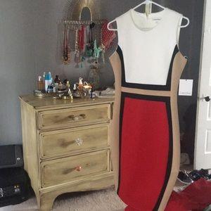 Calvin Klein pencil dress. NWT size 6